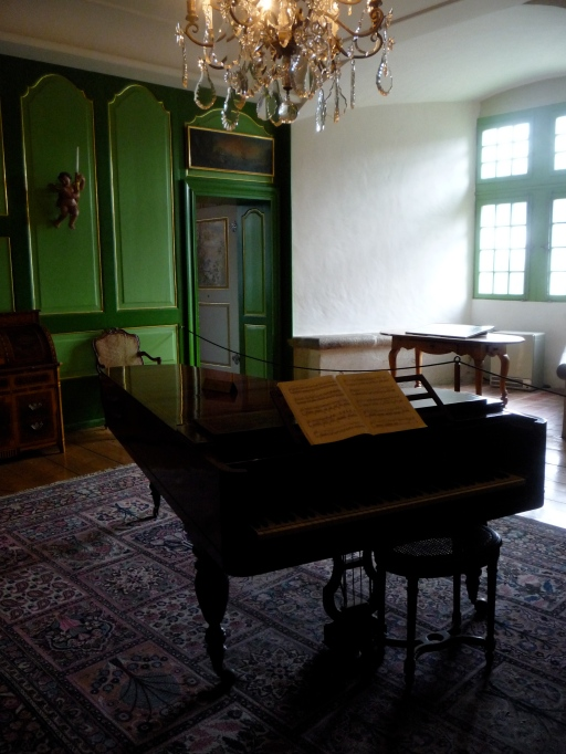 Franz Liszt played this piano!
