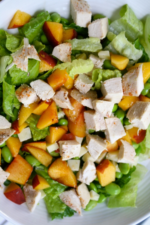 chickensaladpeach